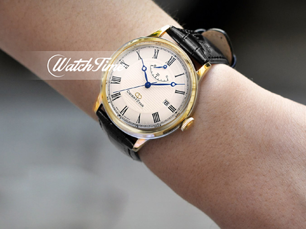 Đồng hồ Orient Star SEL09002W0