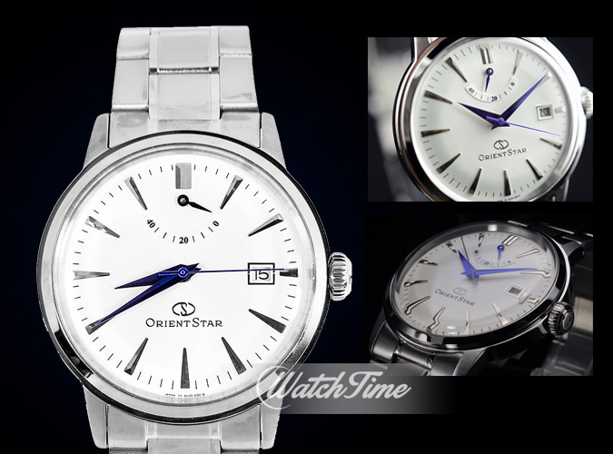 Đồng hồ Orient Star Classic SEL05003W0