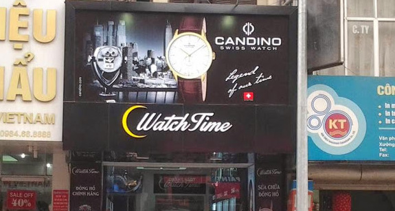 Đồng hồ WatchTime